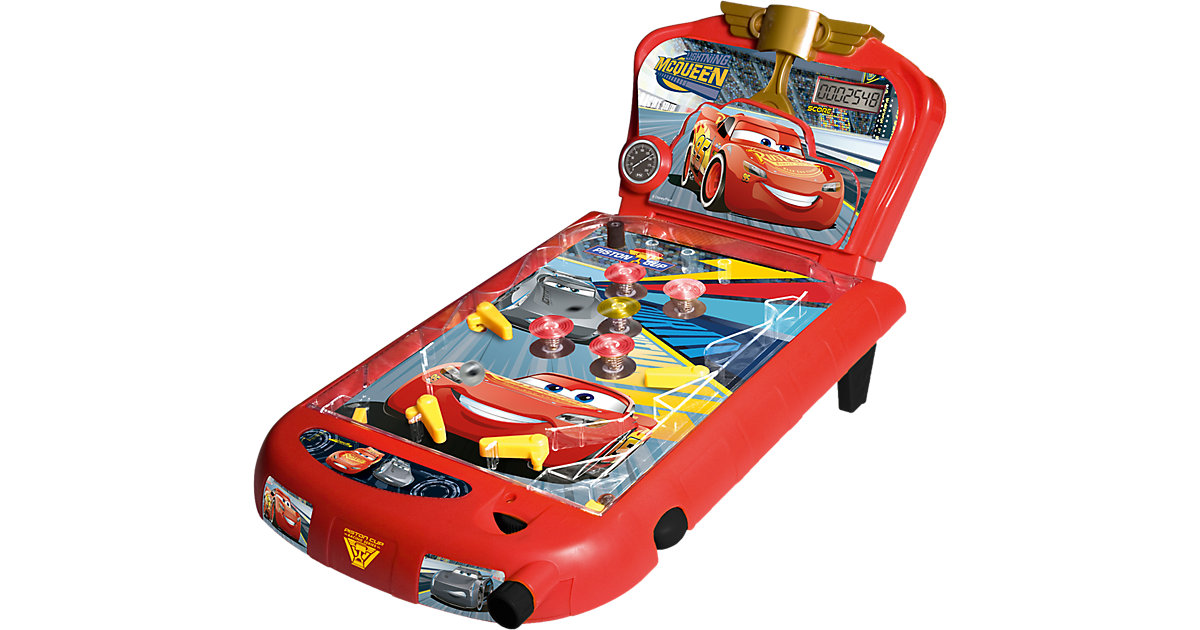 Cars 3 Flipper