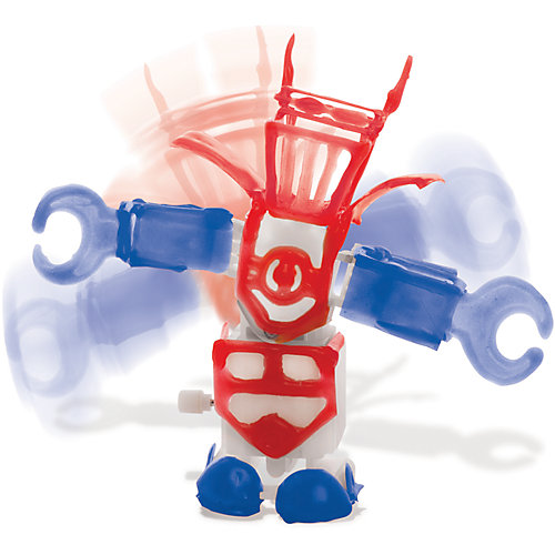 """3D ручка """"Робот"""" (красный, синий), Вертикаль GO от REDWOOD 3D"""