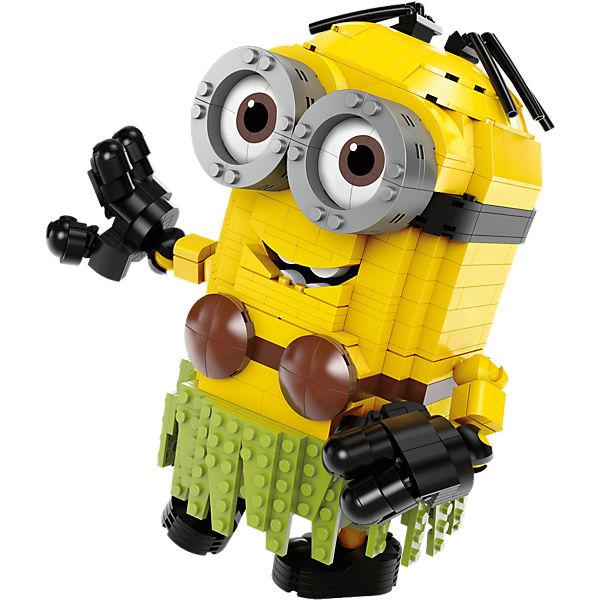 "Mega Construx ""Ich - einfach unverbesserlich 3"" Luau Build a Minion, Minions"