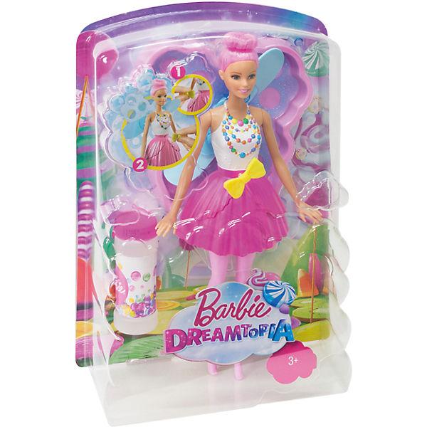 Фея с волшебными пузырьками, Barbie, 29 см