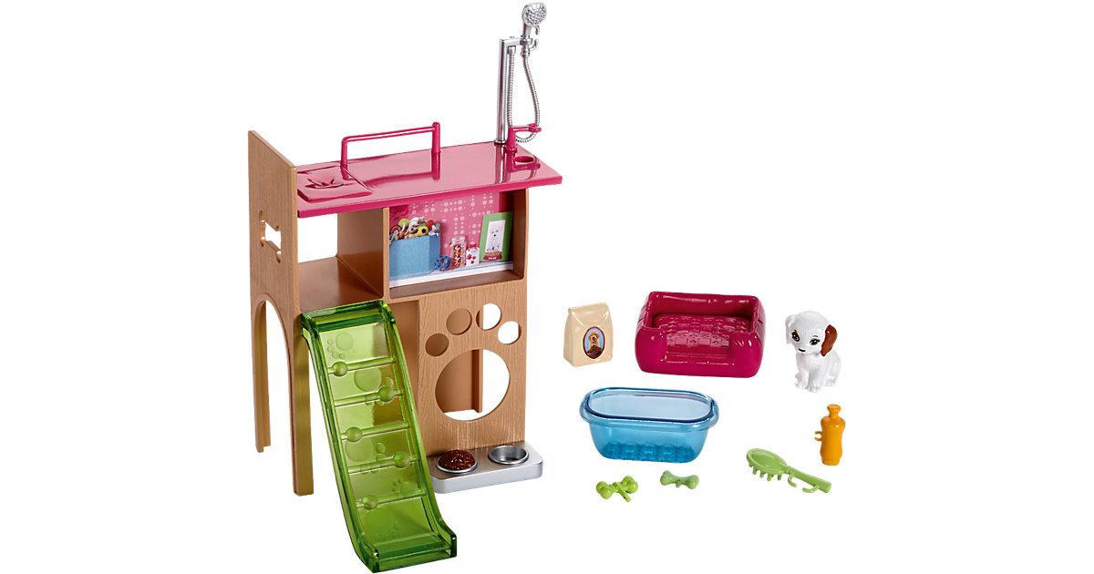 Barbie Inneneinrichtung: Haustier-Ecke