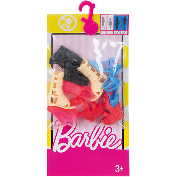 Barbie Schuh Sortiment, Barbie qFHUpj