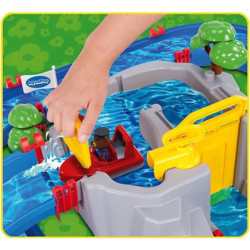 Водный трек Big AquaPlay Горное озеро от Aquaplay