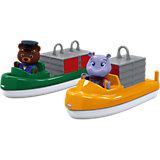 Лодки с персонажами Big AquaPlay