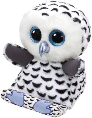 Stofftiere Spielzeug Ty Nester,schneeeule 24cm