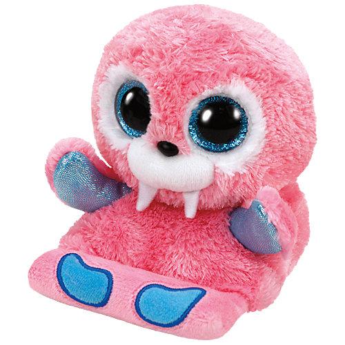 Ty Peek-A-Boo Walross Sailor pink 15cm, Handyhalter