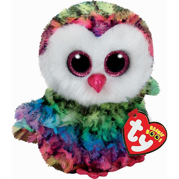 Beanie Boo Eule multicolor,15cm, Ty
