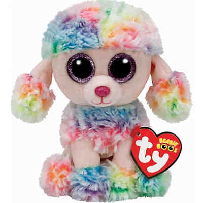 4c63aefa1c41dd Beanie Boo Pudel Rainbow multicolor