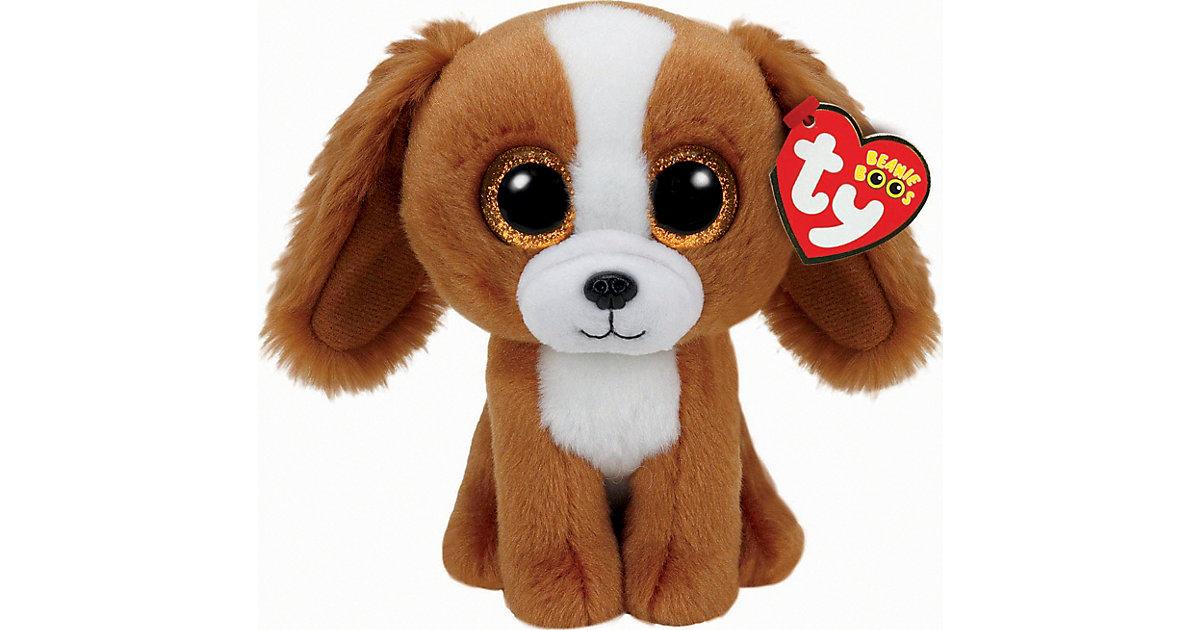 Tala, Hund braun/weiss 15cm