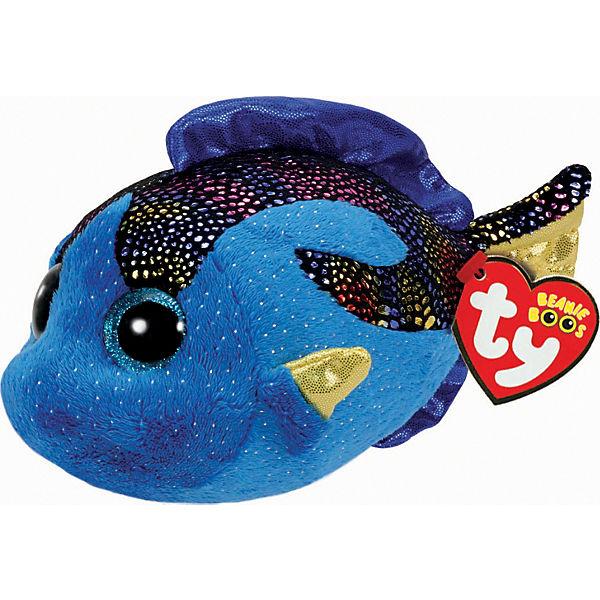 Beannie Boo Fisch Aqua blau, 15cm, Ty
