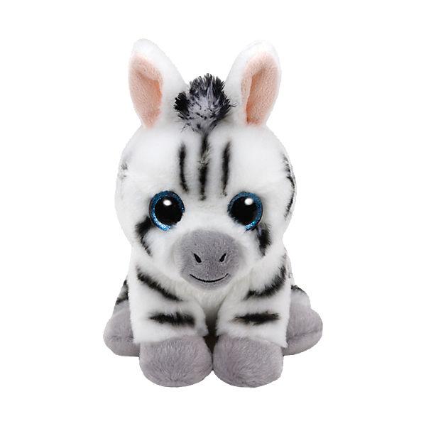 Beanie Babies Zebra Stripes, 15cm, Ty