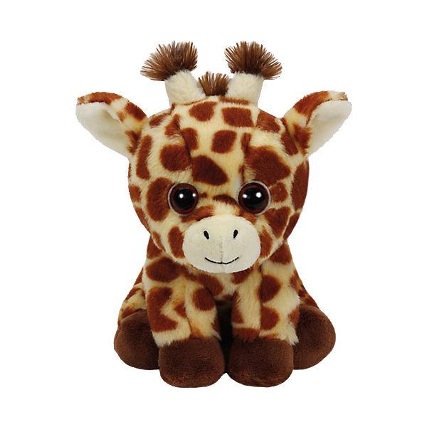 Beanie Babies Giraffe Peaches, 15cm, Ty