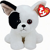 Мягкая игрушка TY Собачка Марсель, 15см
