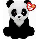 Мягкая игрушка TY Панда Baboo, 15см