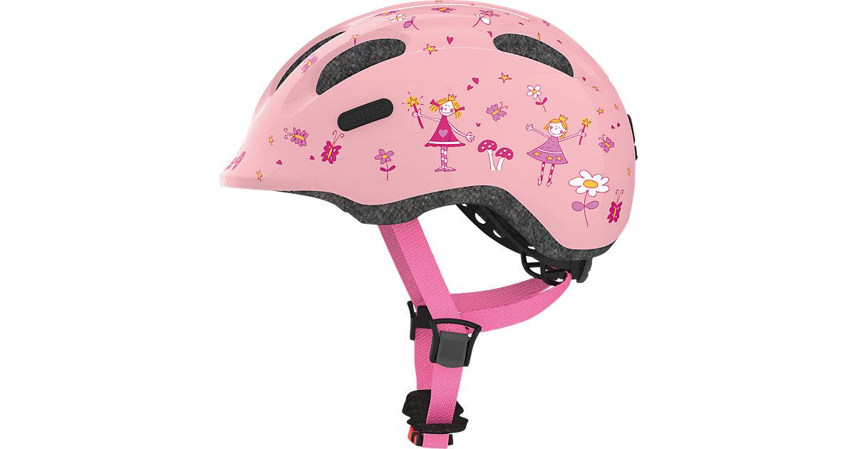 Fahrradhelm Smiley 2.0, rosa princess Gr. 45-50