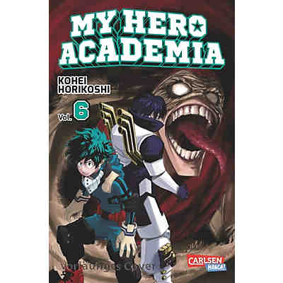 My Hero Academia, Band 6
