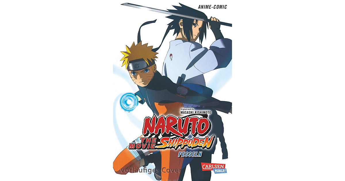 Naruto the Movie: Shippuden - Fesseln, Band 5