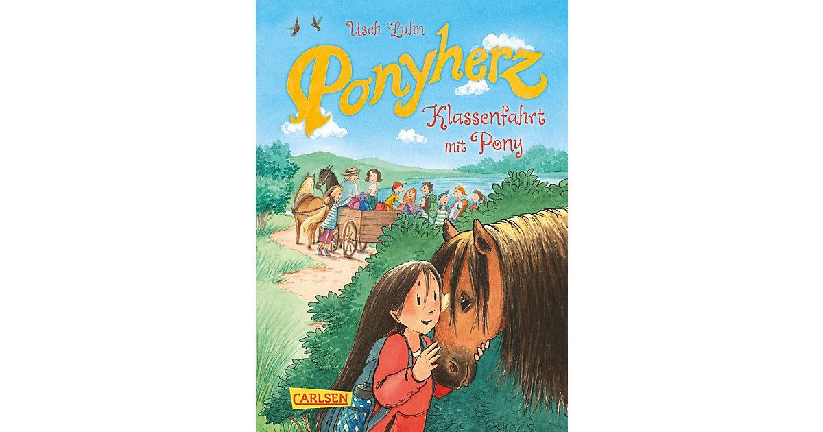 Ponyherz: Klassenfahrt mit Pony, Band 9