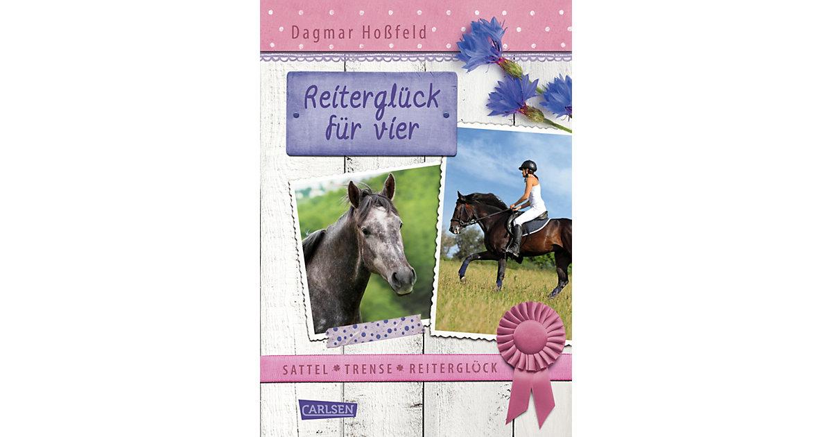 Sattel, Trense, Reiterglück: Reiterglück vier, ...