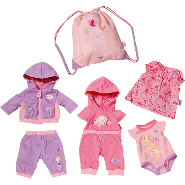 Exklusiv baby born puppenkleidung great value set cm