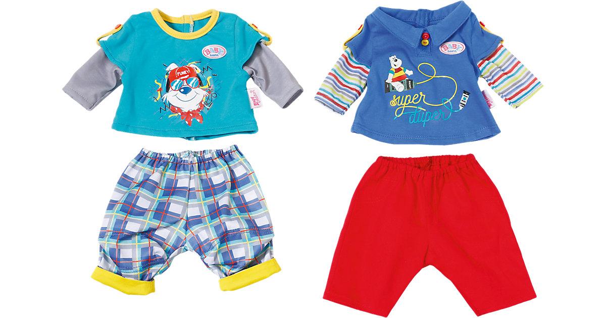 BABY born® Puppenkleidung Jungs Kollektion, sortiert