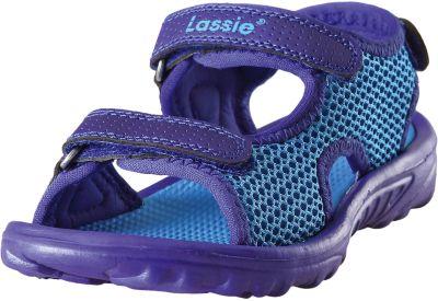 Сандалии для мальчика LASSIE - синий