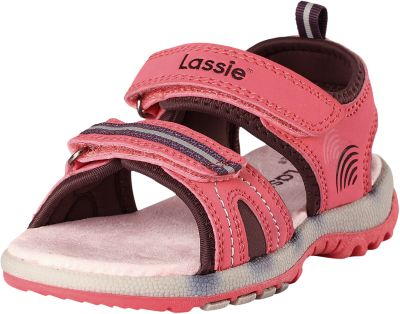 Сандалии для девочки LASSIE - розовый