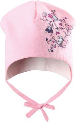 Шапка LASSIE - розовый