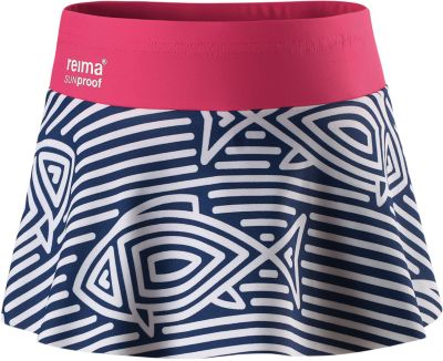 Плавки с юбкой Atolli для девочки Reima - синий