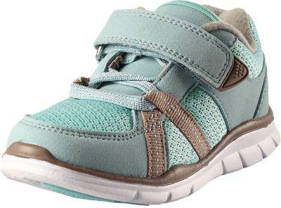 Кроссовки Lite для девочки Reima - зеленый