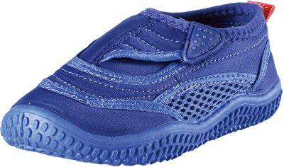 Коралловые тапочки Aqua для плавания Reima для мальчика - синий