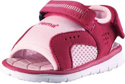 Сандалии Tippy Reima для девочки - розовый
