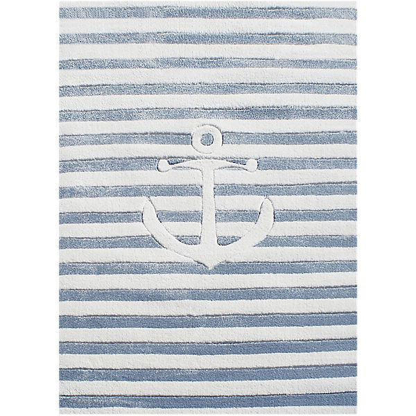 kinderteppich auf hoher see 7 maritim happy rugs mytoys. Black Bedroom Furniture Sets. Home Design Ideas