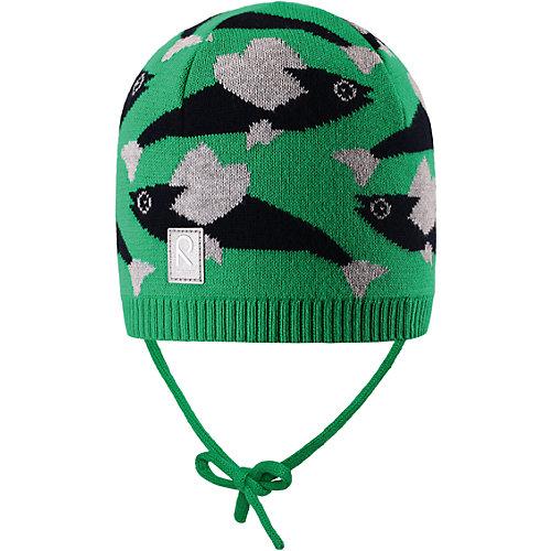 Шапка Reima Harjus - зеленый от Reima
