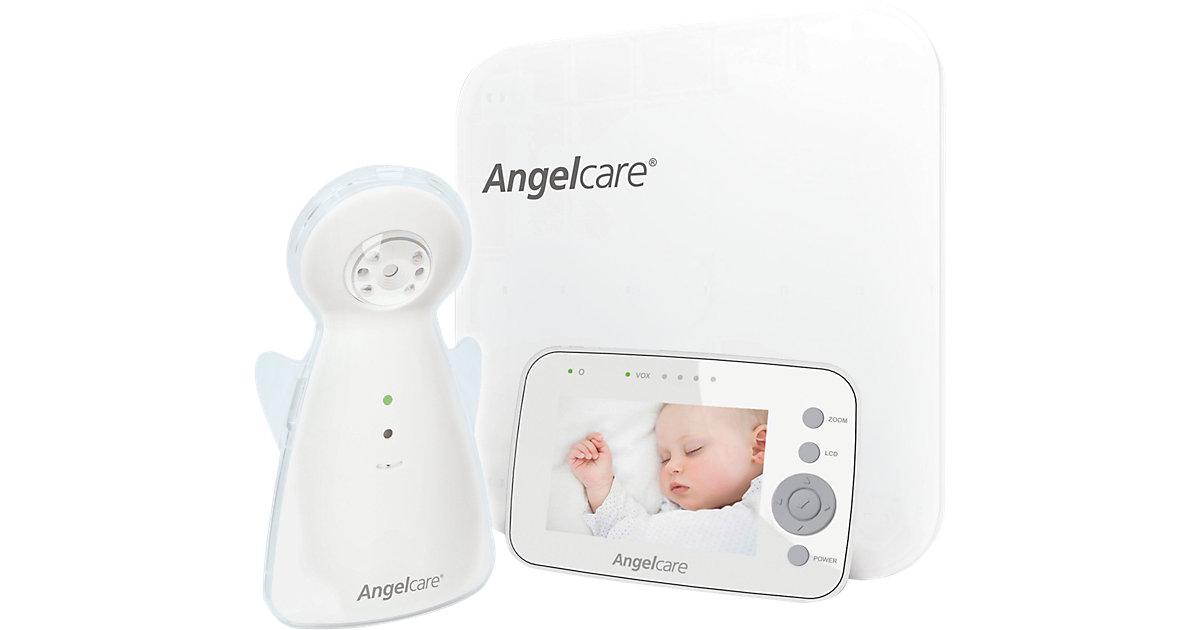 Angelcare · Angelcare® Geräusch- und Bewegungsmelder mit Video-Überwachung AC1300-D