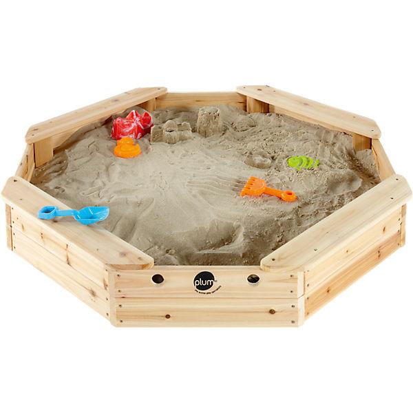 sandkasten f r kinder schatzinsel aus holz mit. Black Bedroom Furniture Sets. Home Design Ideas