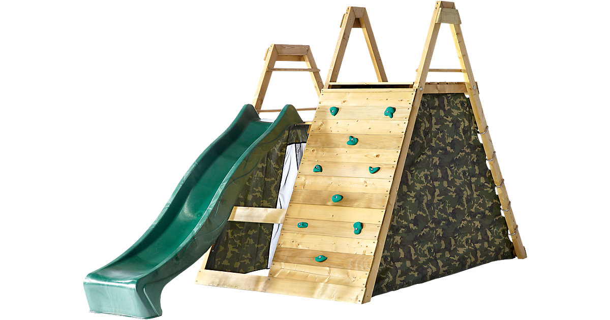 plum · plum® Kletter Pyramide aus Holz