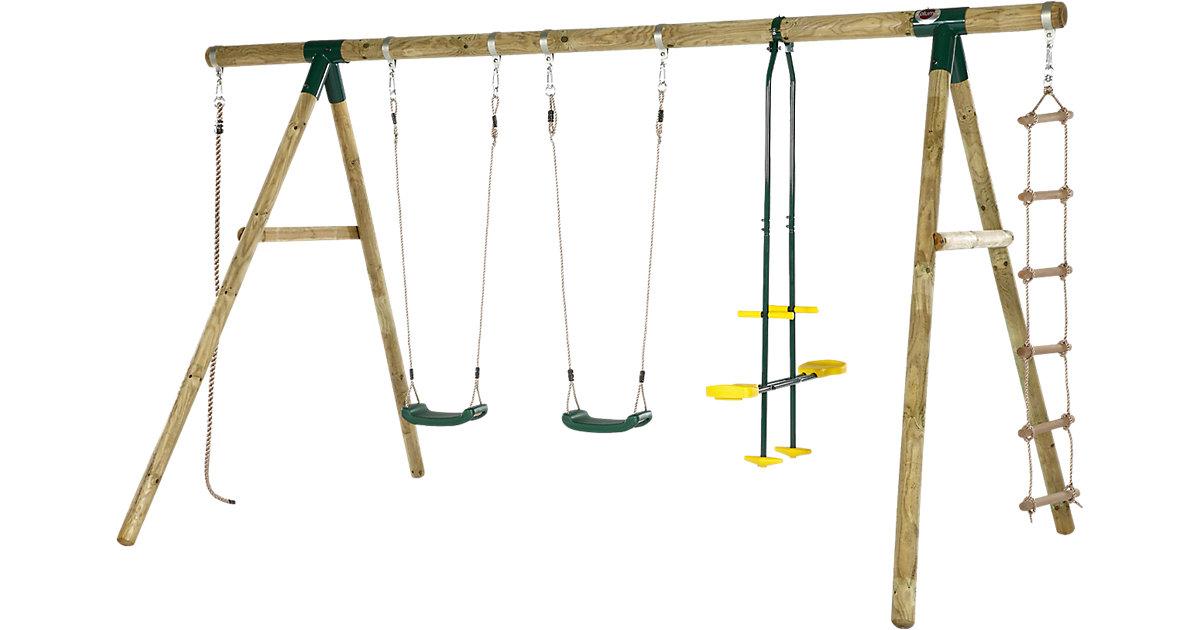 plum · ´´Orang-Utan´´ Holzschaukel- und Kletterset