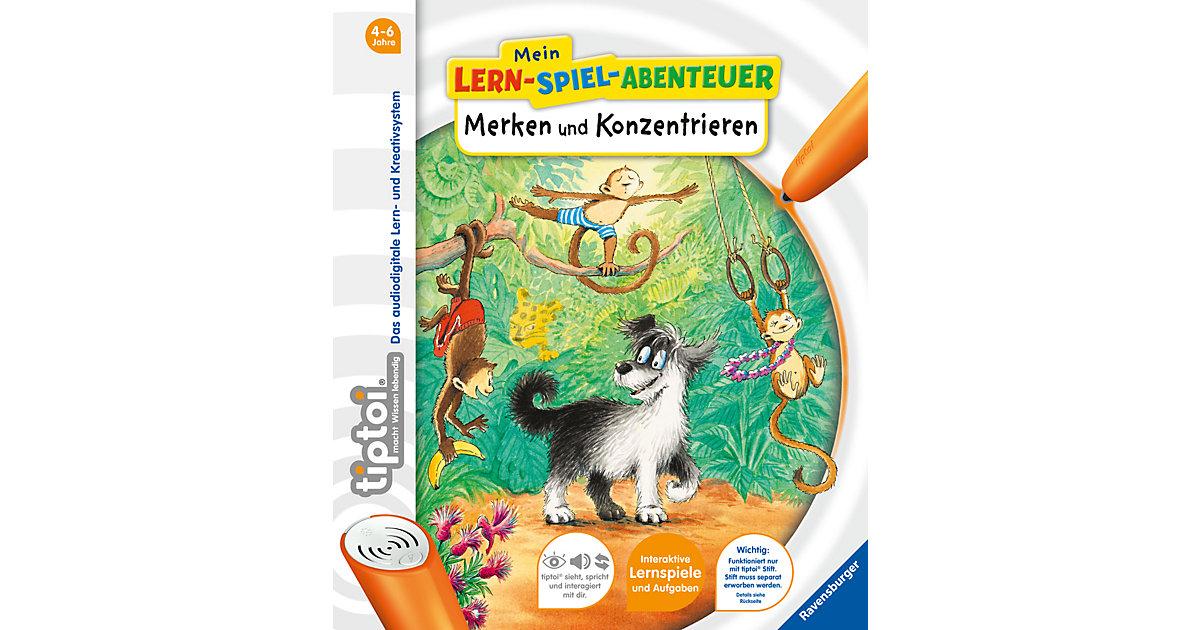 tiptoi® Mein Lern-Spiel-Abenteuer: Merken und Konzentrieren