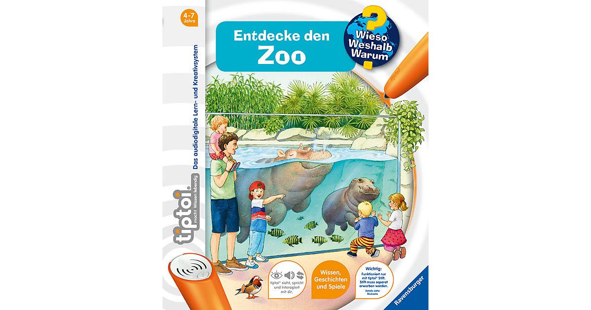 tiptoi®: WWW Entdecke den Zoo
