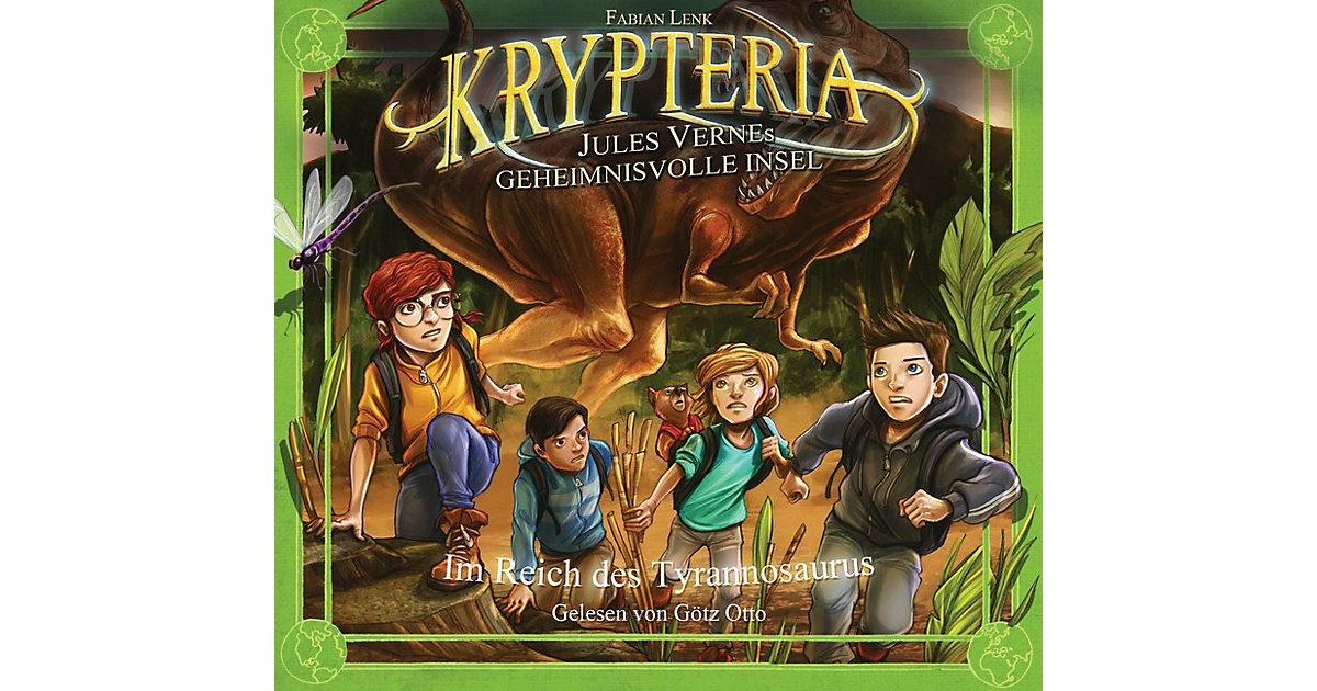 Krypteria - Jules Vernes geheimnisvolle Insel: ...