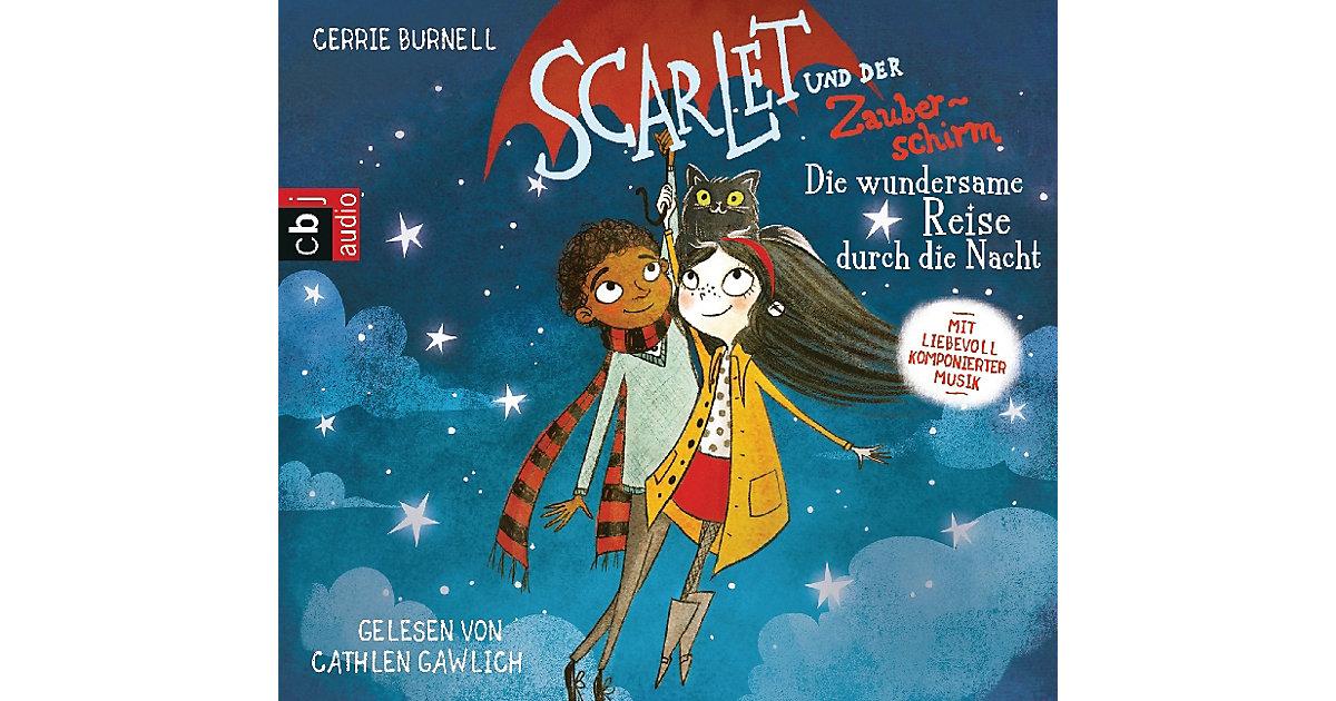 Scarlet und der Zauberschirm: Die wundersame Re...