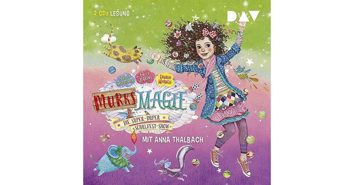 Murks-Magie: Die super-duper Schulfest-Show, 2 ...