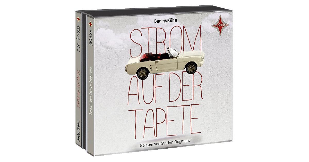 Strom auf der Tapete, 2 Audio-CDs