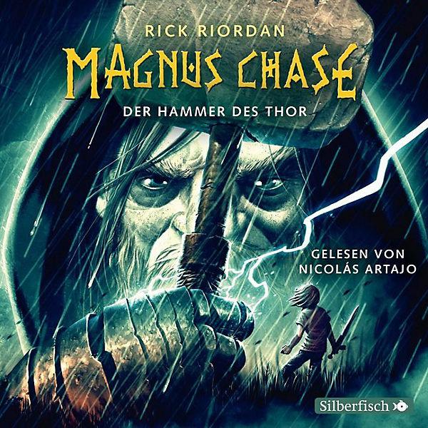 magnus chase der hammer des thor 6 audio cds rick riordan mytoys