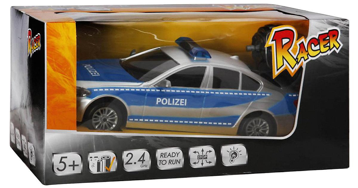 RC Racer Polizeiwagen mit Licht, 2.4GHZ