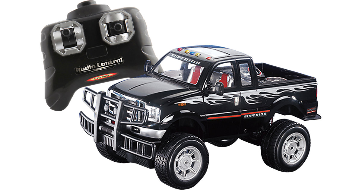 RC Racer Off Road Jeep, 27 MHz
