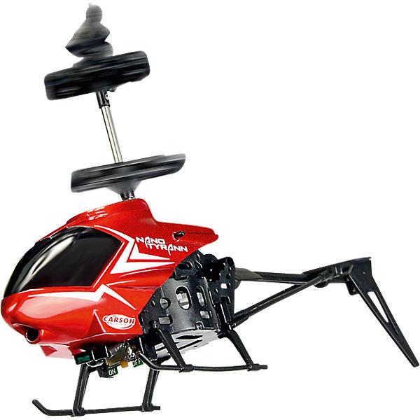 CARSON IRC Hubschrauber Nano Tyrann IR RTF, CARSON