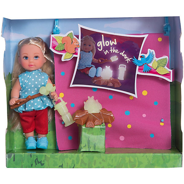 Набор Кукла Еви-кемпинг, Simba