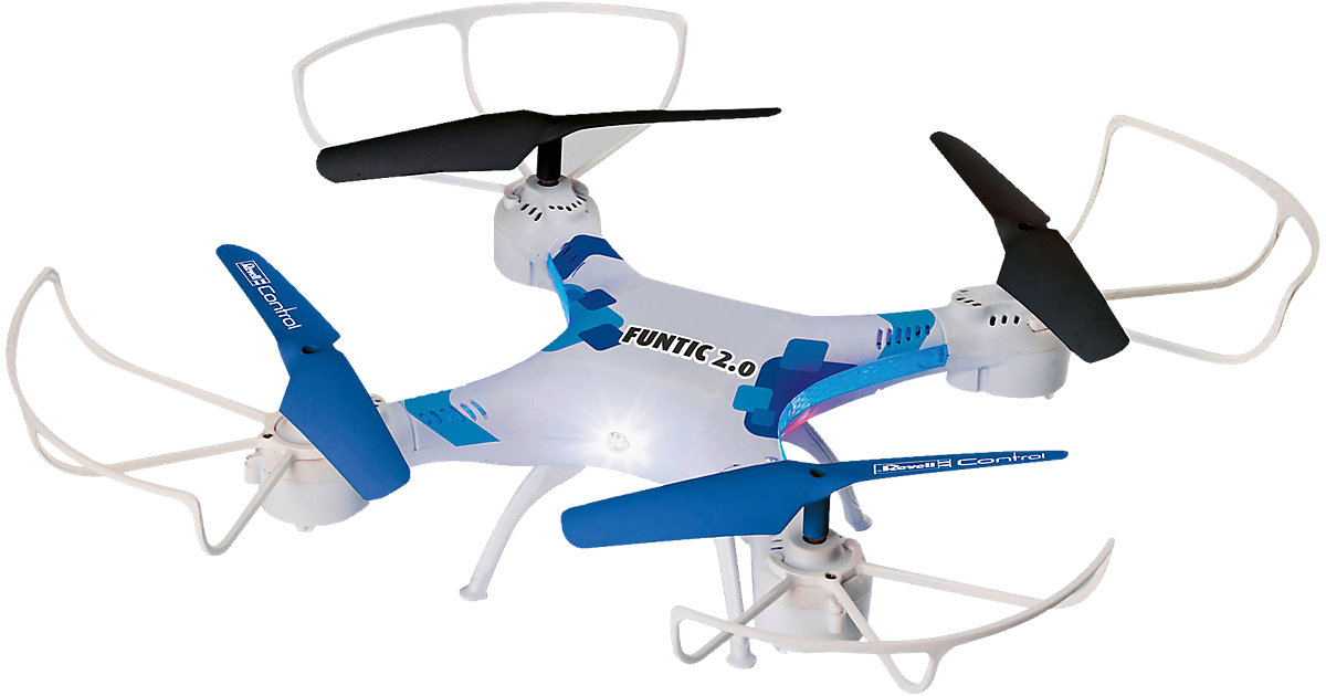 Revell Control RC Quadrocopter Funtic 2.0